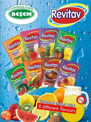 revitav instant drinks
